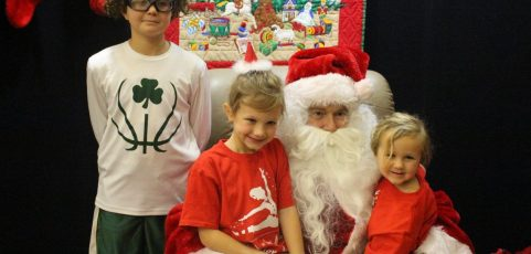 Breakfast with Santa – New Gallery Post