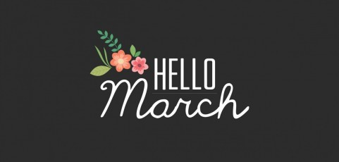 Happy Spring?!? – March News