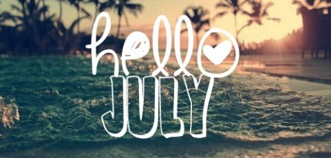 Enjoy your July
