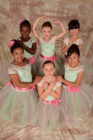 Ballet I Class
